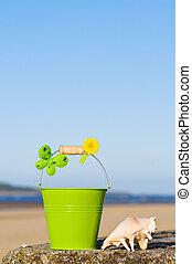 海灘, 夏天嬉戲