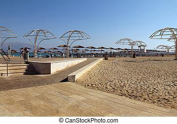 海灘, 死, 海