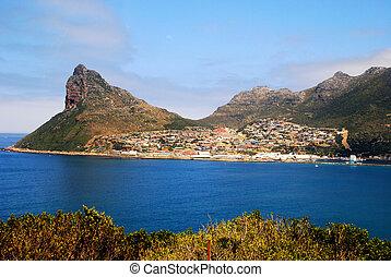 海灣, 在, 南非