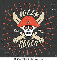 海盜旗, 海盜