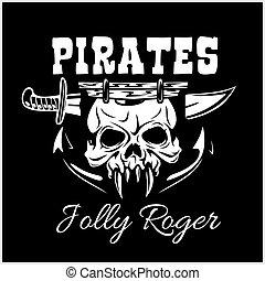 海盜, 海盜旗, 符號