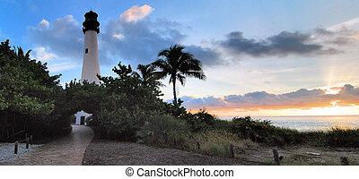 海角, 佛罗里达, 日出