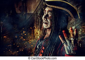 海賊, 歴史的