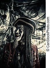 海賊, 死んだ