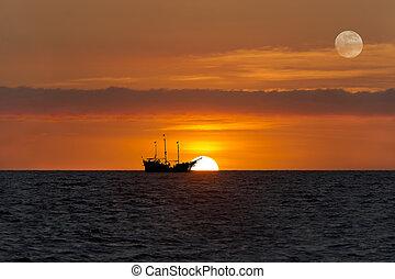 海賊, 船, ファンタジー