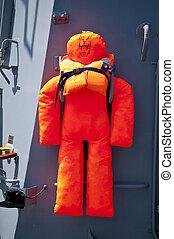 海難救助, 海である