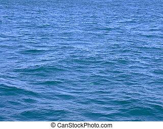 海, 表面