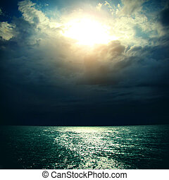海, 風景