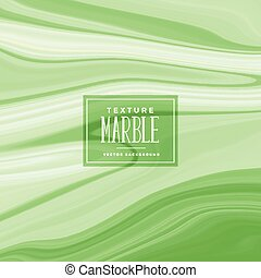 液体, 抽象的, 手ざわり, 緑の背景, 大理石