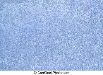 淡いブルー, 生地, 手ざわり, 背景
