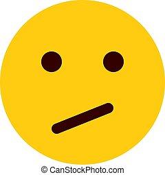 混乱させられた, emoji