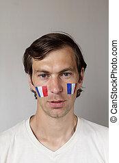 混乱, ファン, フランス語, スポーツ
