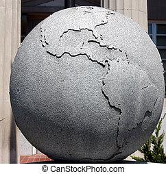 混凝土, 世界