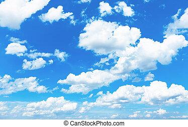 清楚的天空