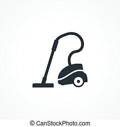 清洁工, 真空, 图标