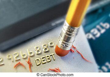 清除, 你, 債務