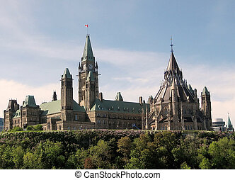 渥太華, 議會