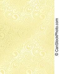 渦巻, ベクトル, パターン, 背景