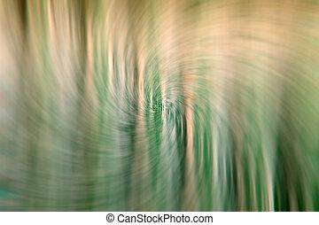 渦巻, 抽象的, 背景, 回転