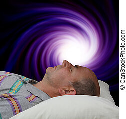 渦, 瞑想