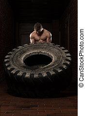 測驗, 輪胎, 練習