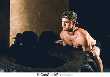 測驗, 體操, 輪胎