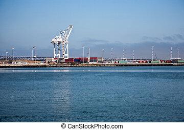 港口, oakland