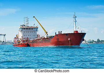 港, てんま船