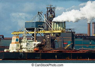 港, 産業