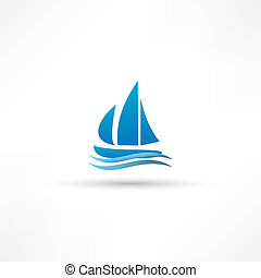 游艇, 圖象