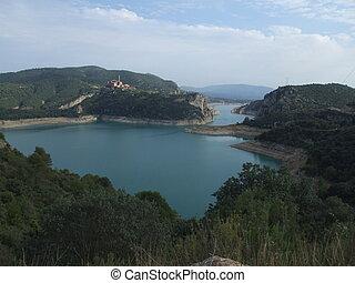 湖, スペイン語