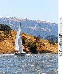 湖, 航海