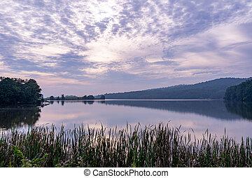 湖, 荒野