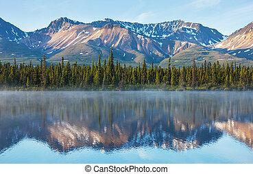 湖, 阿拉斯加
