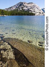 湖, yosemite, tenaya