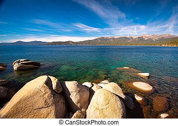 湖tahoe