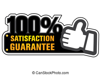 満足, guaranteed