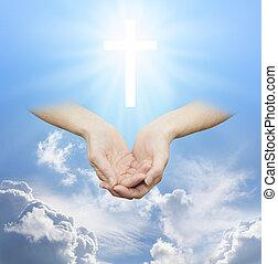 源, 神, 崇拝