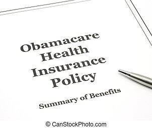 準備ができた, signed., obamacare, ありなさい