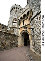 溫莎城堡, england, 英國