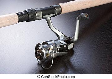 滑車, 釣魚