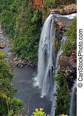 滝, アフリカ, 南, リスボン