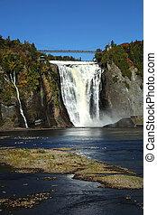 滝, ケベック, montmorency