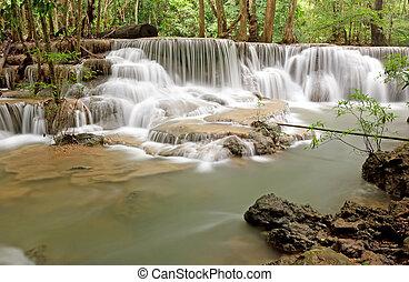 滝, タイ