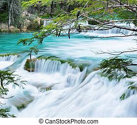滝, メキシコ\