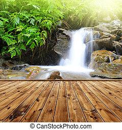 滝, 美しい