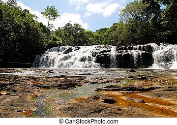 滝, bahia