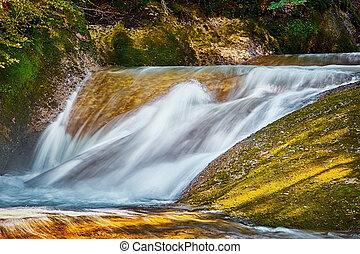 滝, eistobel