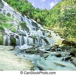 滝, maeyar