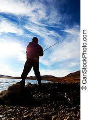 漁師, アジア人